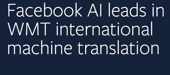 AI translation leads in 2019